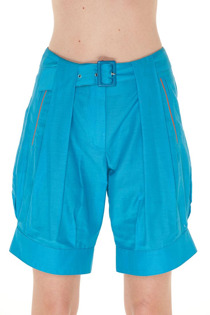 Emporio Armani BLUE Cotton Short