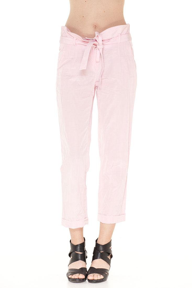 Emporio Armani PINK Polyamid Pants Trousers