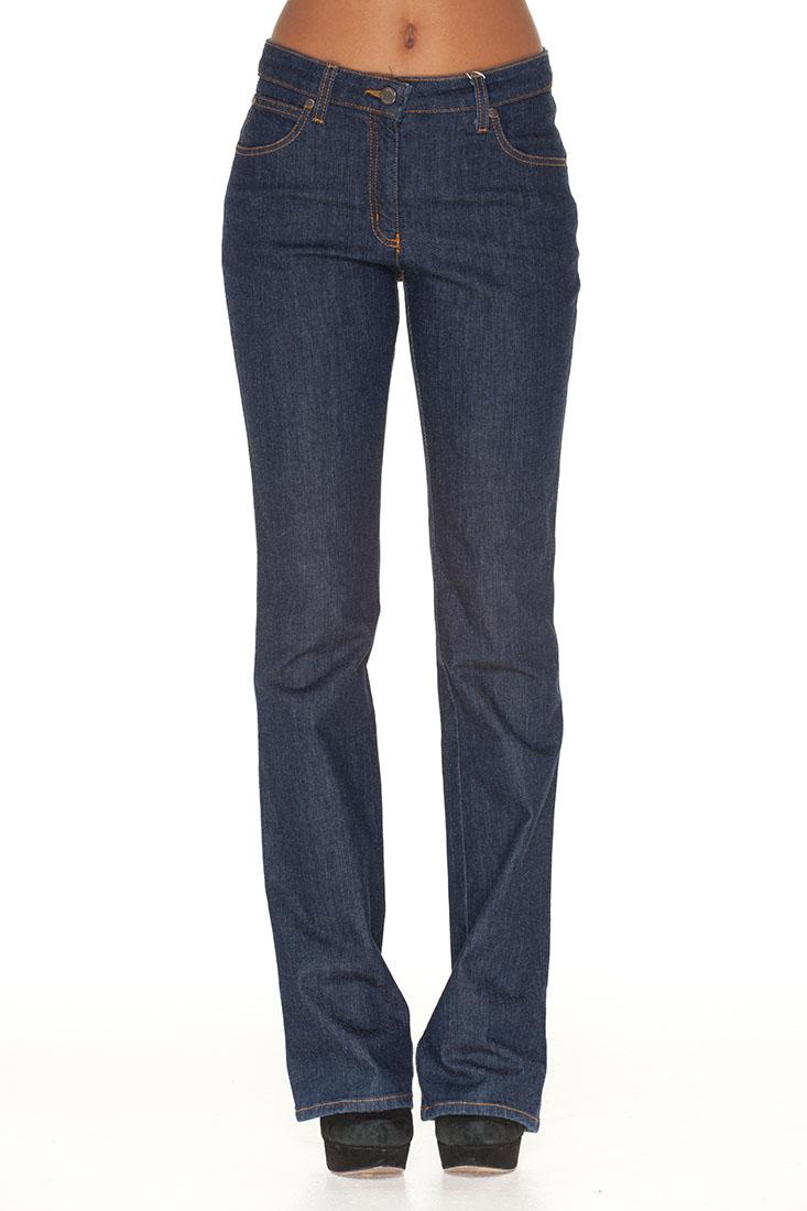 Armani Collezioni BLUE Cotton Jeans