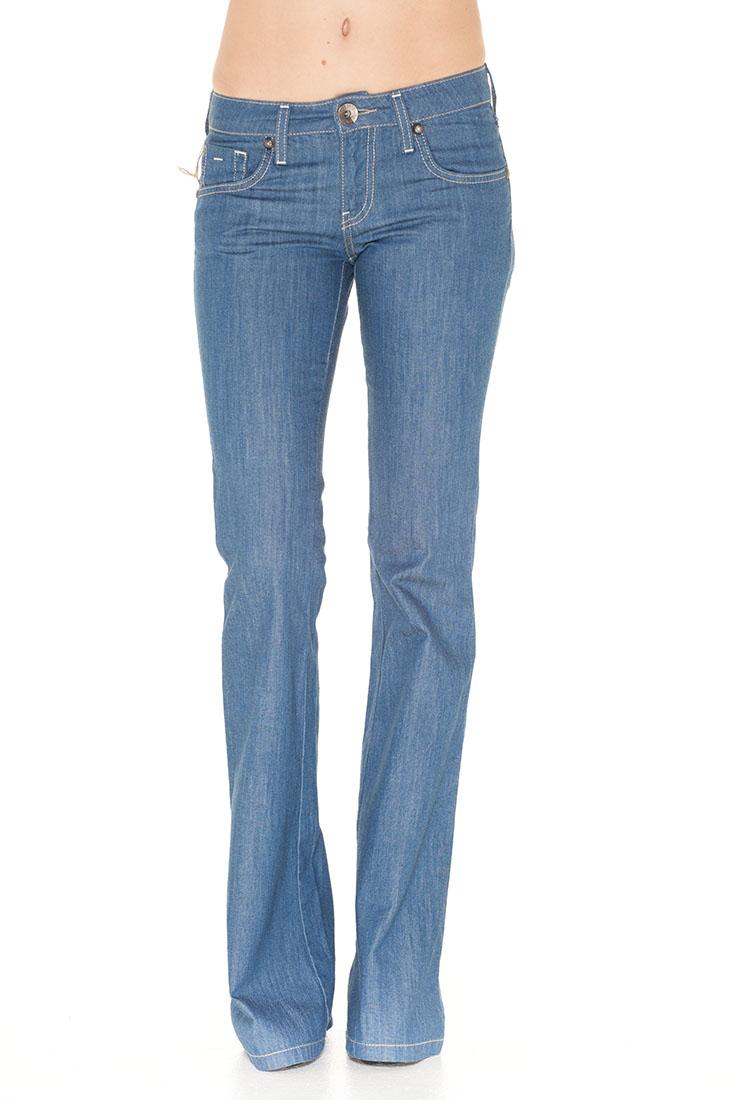 Emporio Armani BLUE Cotton Jeans