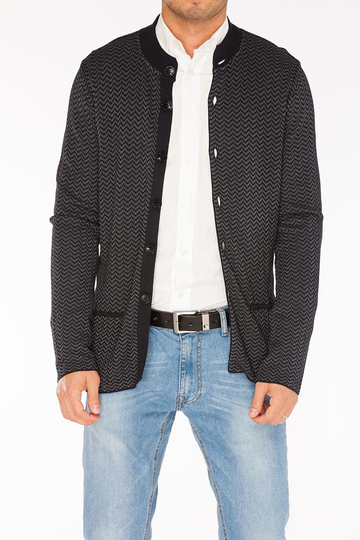 Armani Collezioni BLUE Rayon Sweater