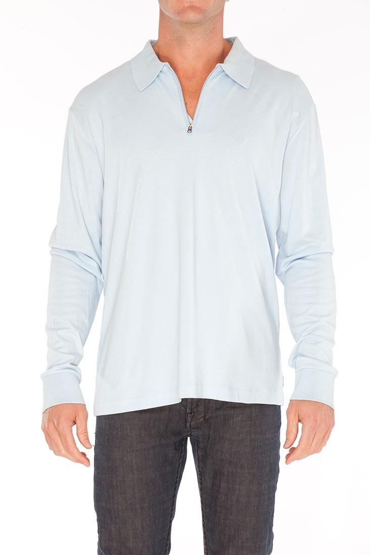 Armani Jeans Blue Shirt