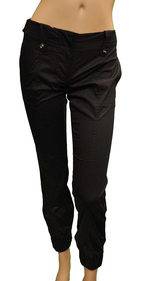 Armani Jeans Black Pants Trousers