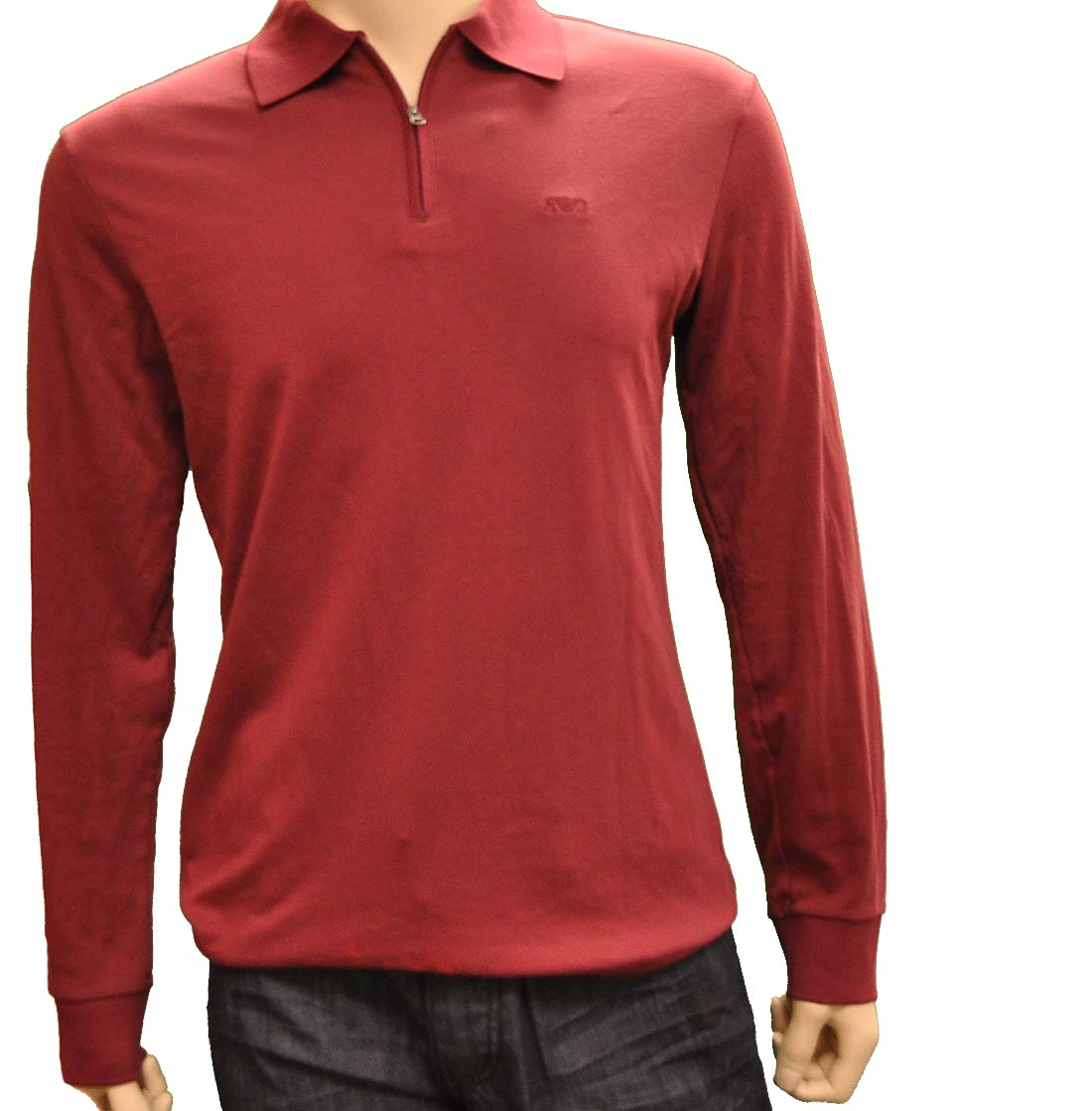 Armani Jeans RED Cotton Shirt