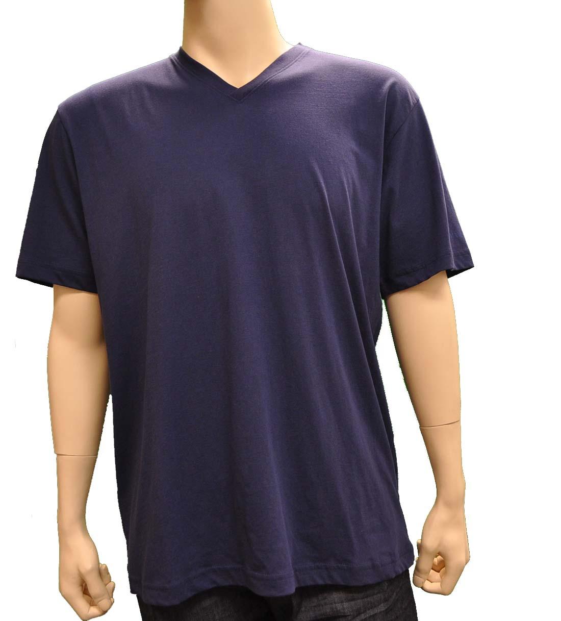 Armani Jeans Blue Cotton TShirt