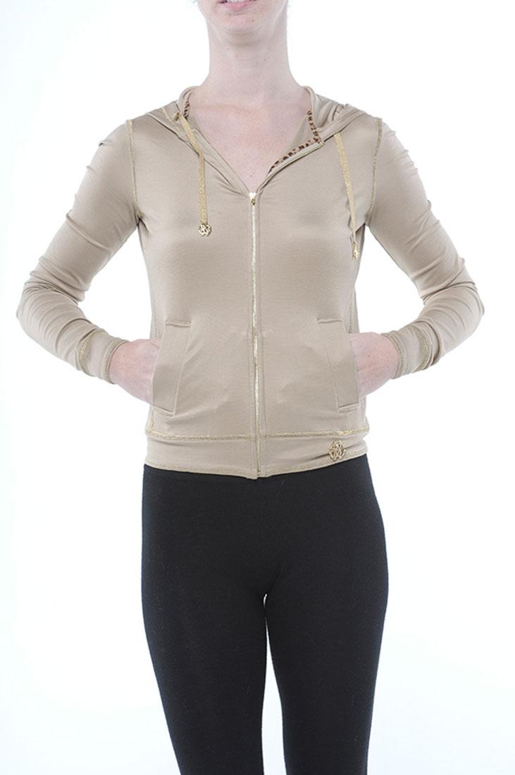 Roberto Cavalli Women's Sweater Hoody