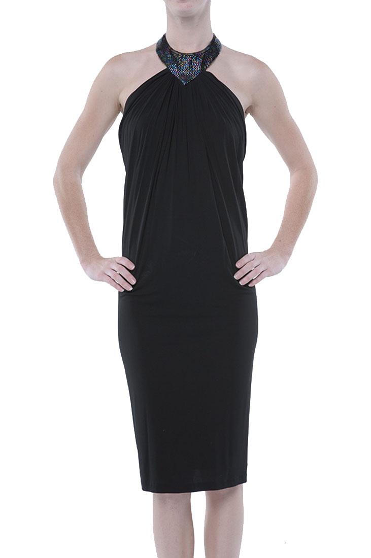 Roberto Cavalli Embellished Skinny Dress