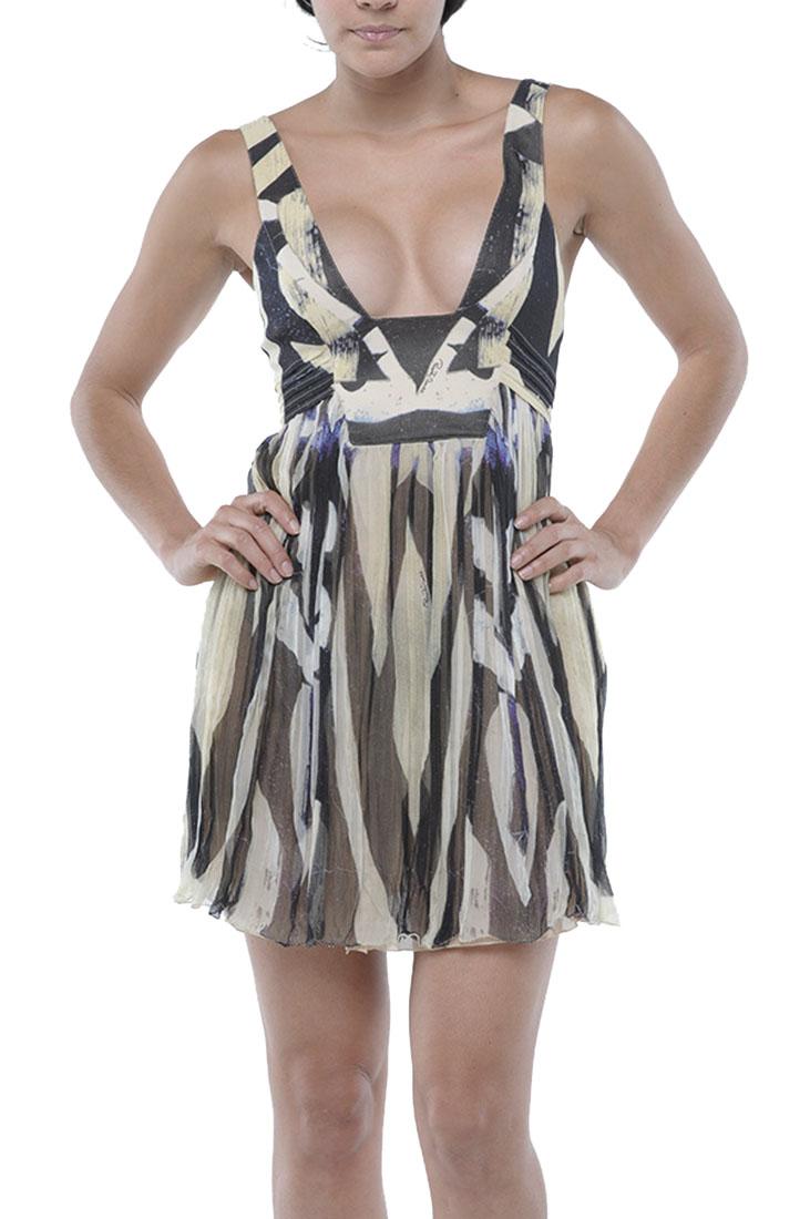 Roberto Cavalli Dress M Print
