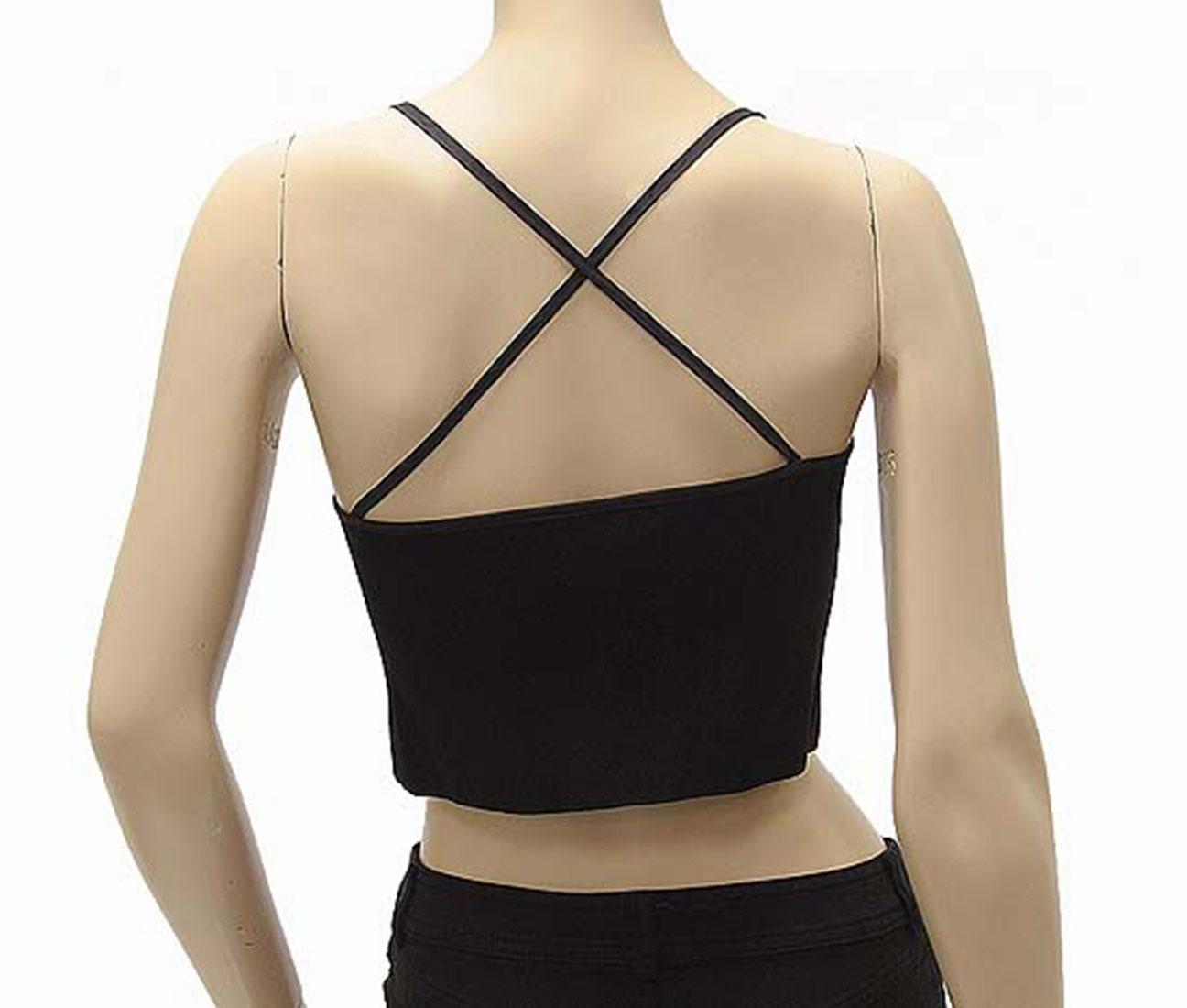 Ferre Womens Top Blouse Shirt Black