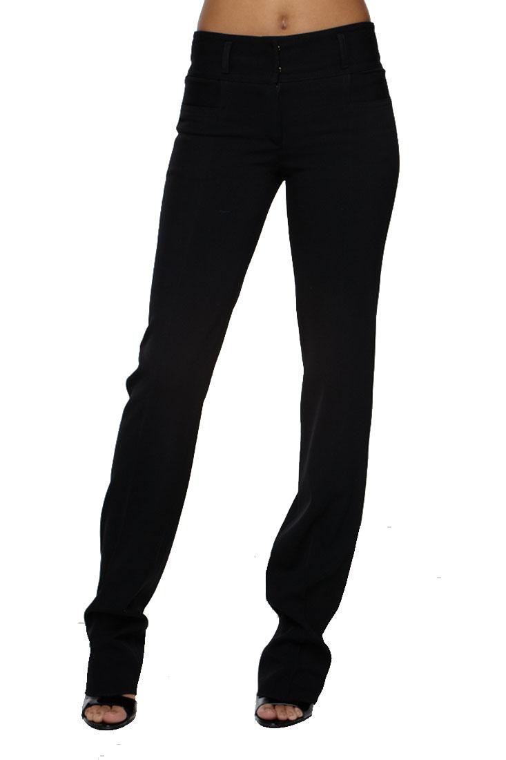 Roberto Cavalli Women's Pants Trousers Black