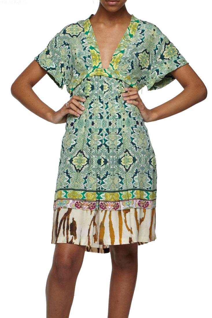 Roberto Cavalli Tunic Dress
