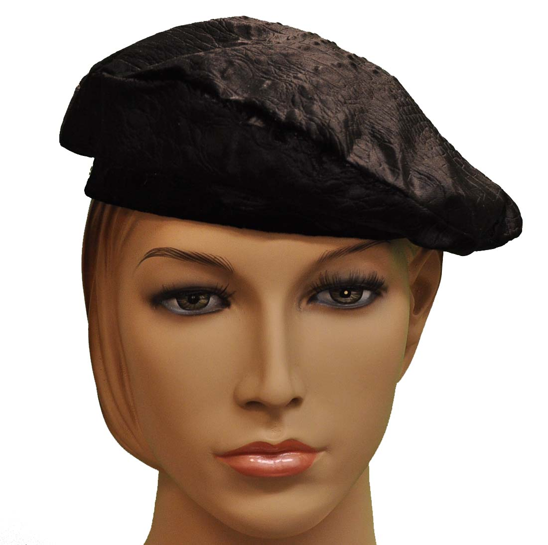 Giorgio Armani Black Viscose Hat