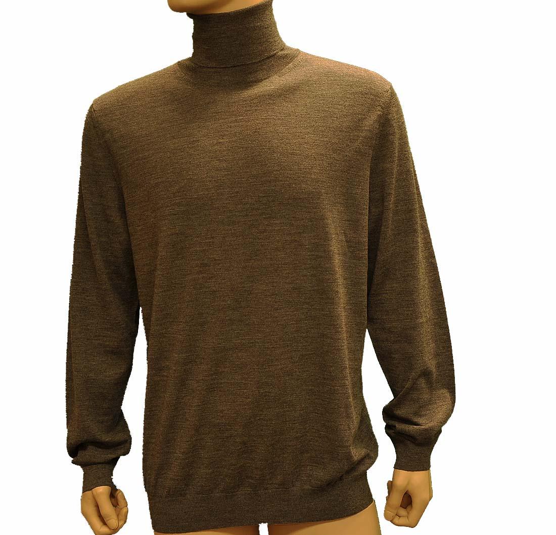 Gucci Grey Wool Sweater