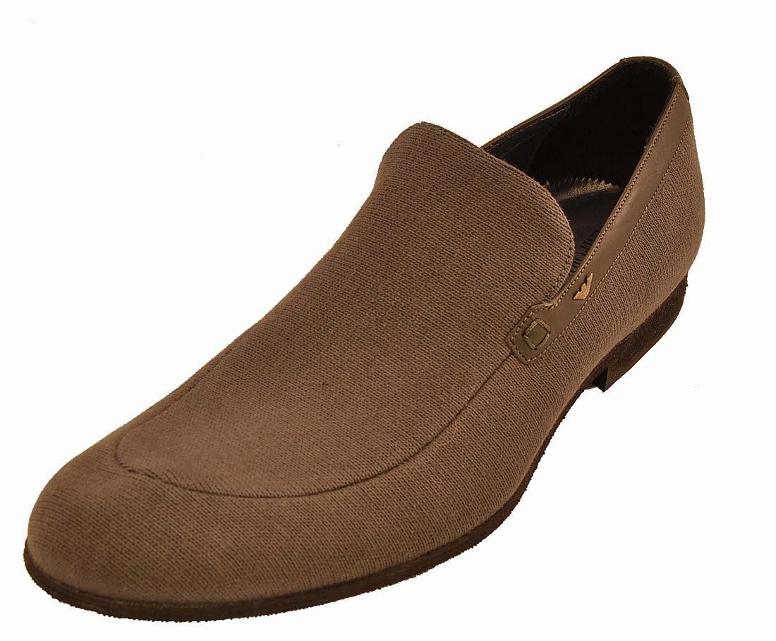 Emporio Armani Grey Shoe