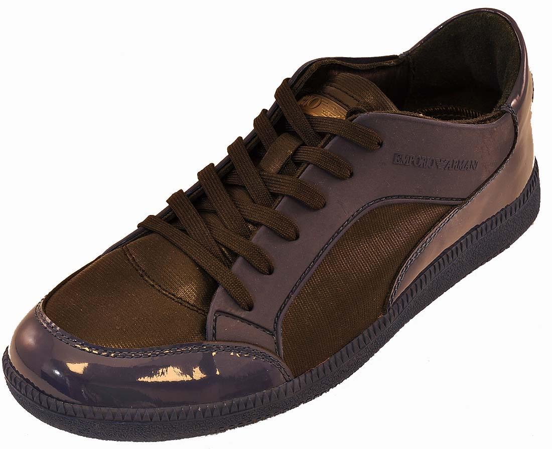 Emporio Armani Blue Shoe