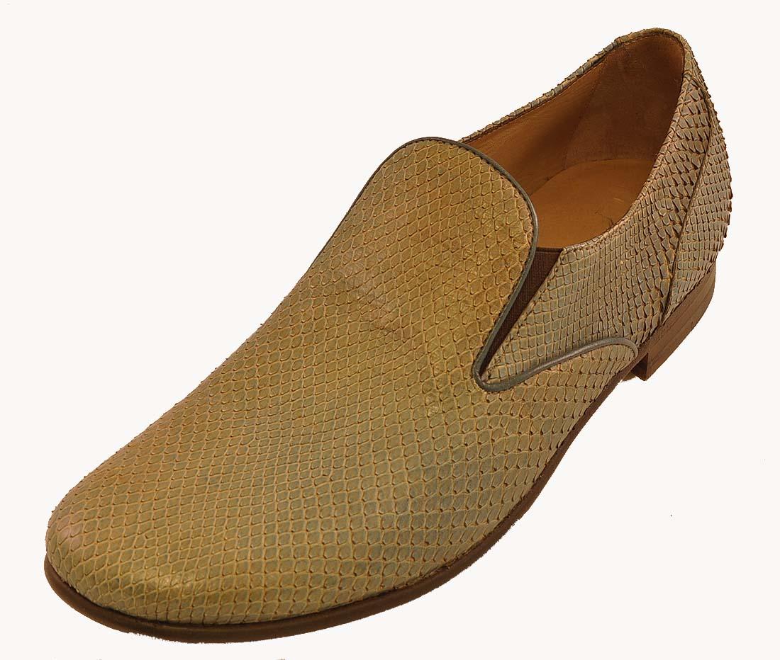 Giorgio Armani BLUE Python Shoe