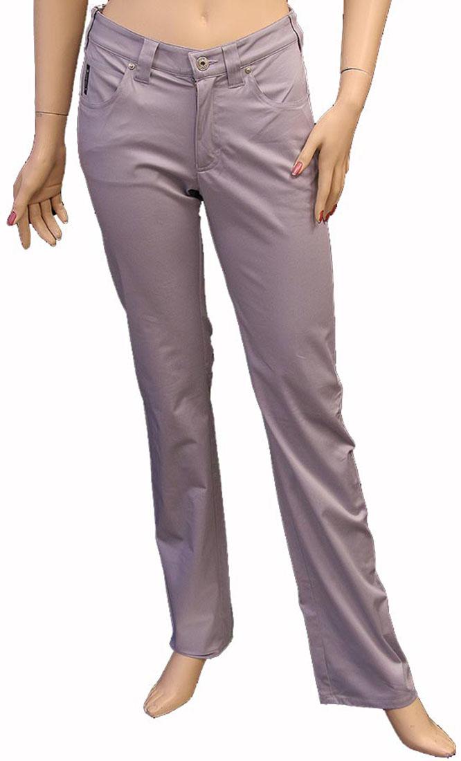 Armani Jeans Womens Pants Trousers Light Purple Cotton