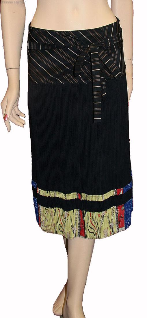 Just Cavalli Womens Skirt Black
