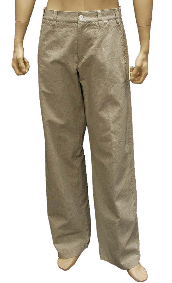 Valentino Womens Pants Trousers White Cotton